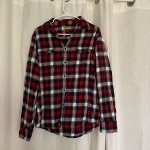 Sonoma Plaid Flannel